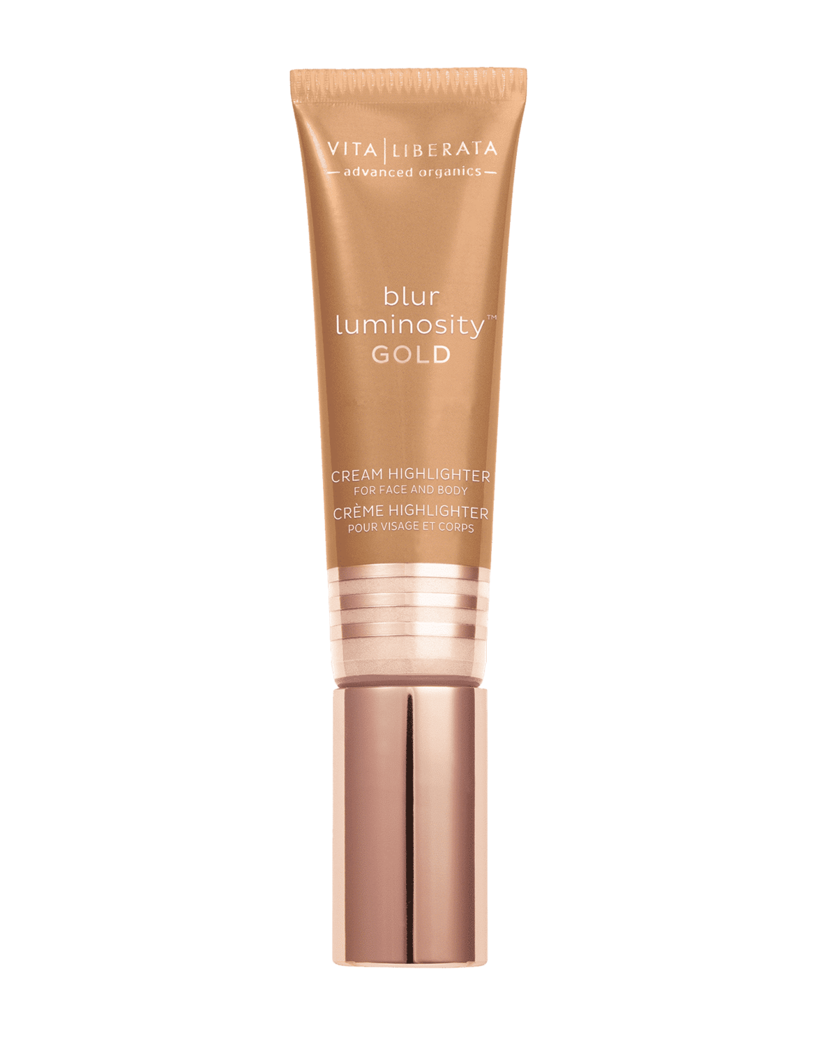 Vita Liberata Blur Luminosity Gold, 30ml.