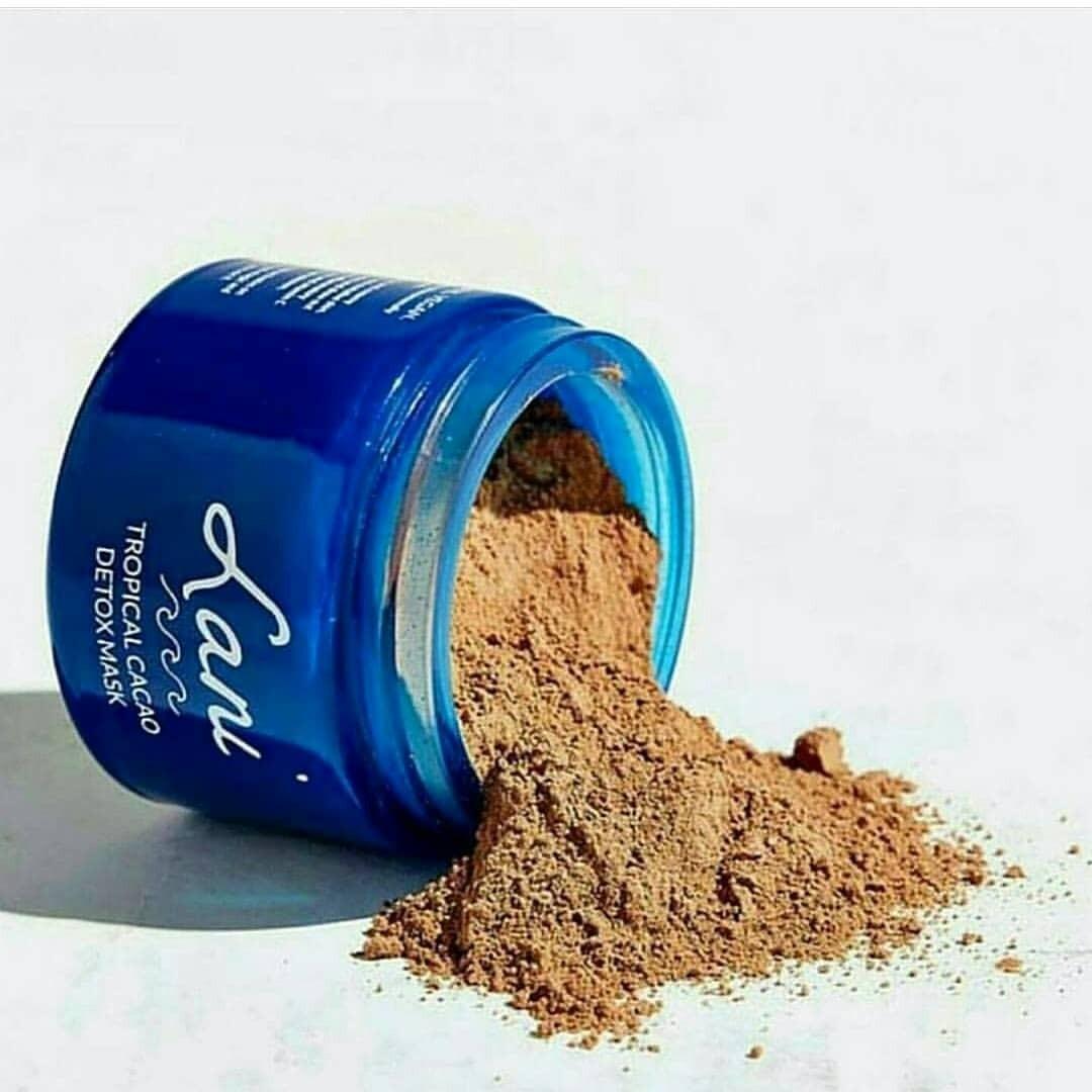 Lani Tropical Cacao Detox Mask, 50g.