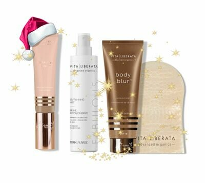 Vita Liberata Christmas Bundle, FREE Self Tanning Mist. (save £15)