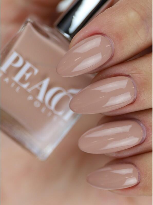 Peacci Nail Polish - Naked, 10ml