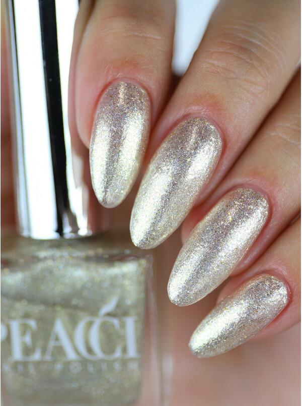Peacci Nail Polish - Fizz, 10ml