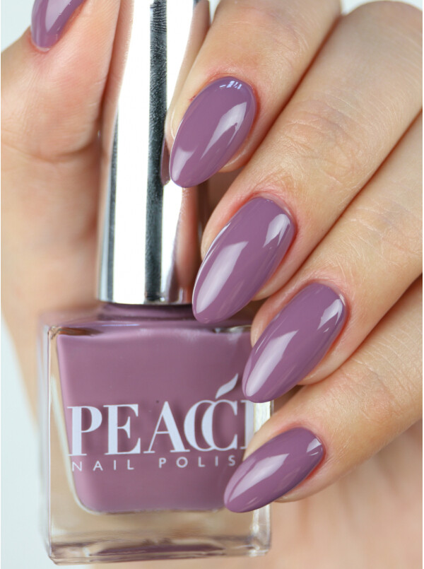 Peacci Nail Polish - Mulberry,10ml
