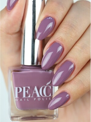 Peacci Nail Polish - Mulberry,10ml