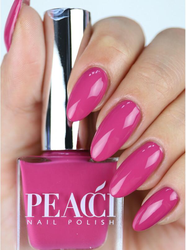 Peacci Nail Polish - Berrylicious,10ml