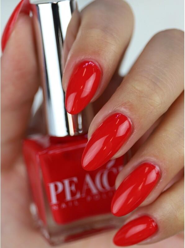 Peacci Nail Polish - Candy, 10ml