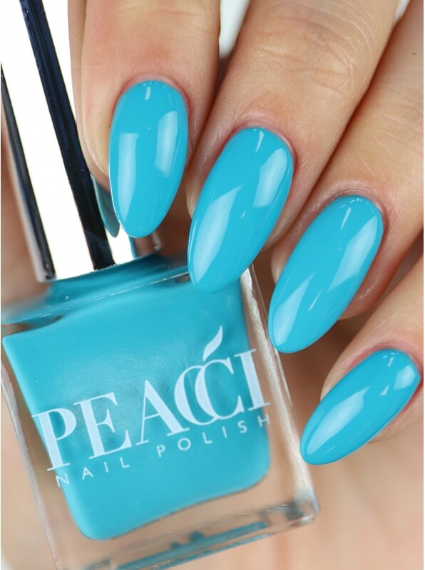 Peacci Nail Polish - Amelia, 10ml