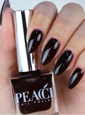 Peacci Nail Polish - Velvet Red, 10ml