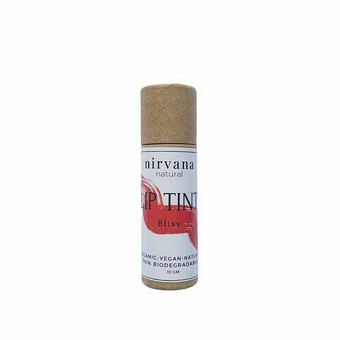Nirvana Natural Lip Tint - Bliss 10gm