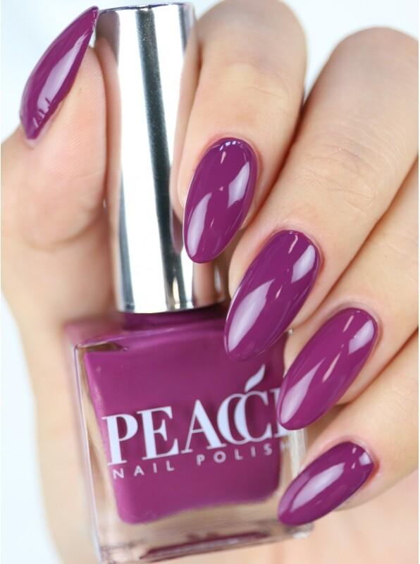 Peacci Nail Polish - Pandora, 10ml