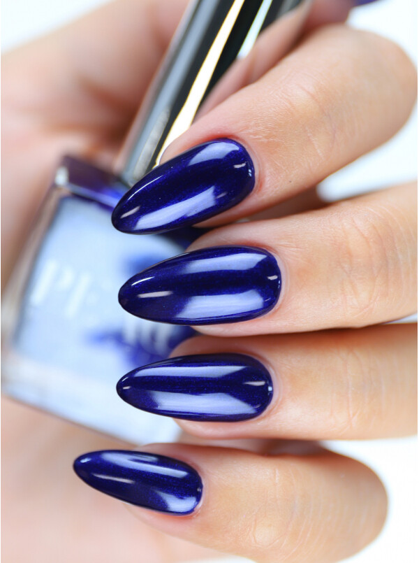 Peacci Nail Polish - Prussian Blue, 10ml