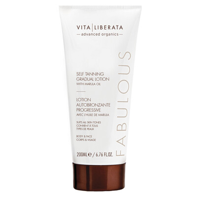 Vita Liberata Self Tanning Gradual Lotion, 200ml.