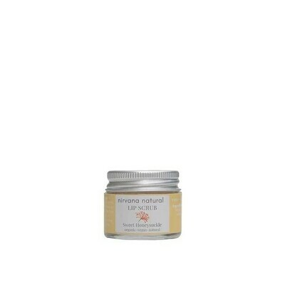 Limited Edition, Nirvana Natural Sweet Honeysuckle Lip Scrub, 15g