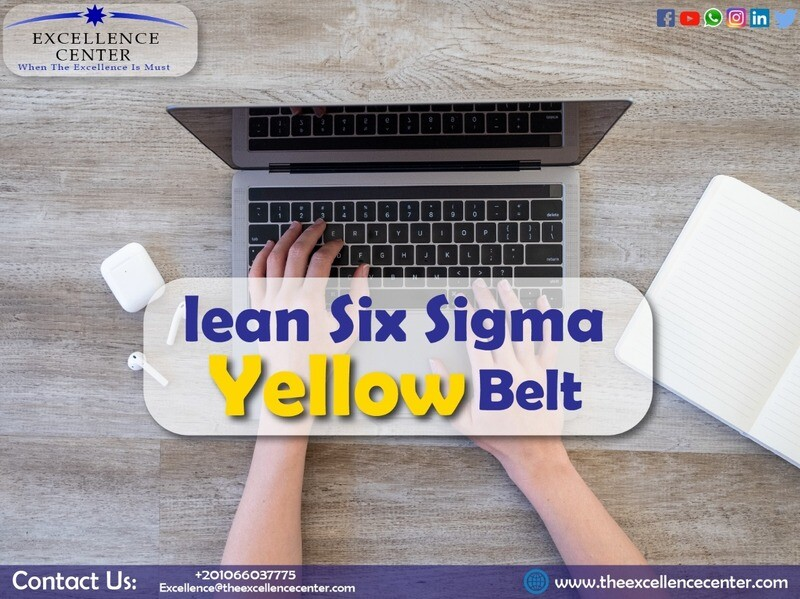 Lean Six Sigma Yellow Belt Training Course - Online Training