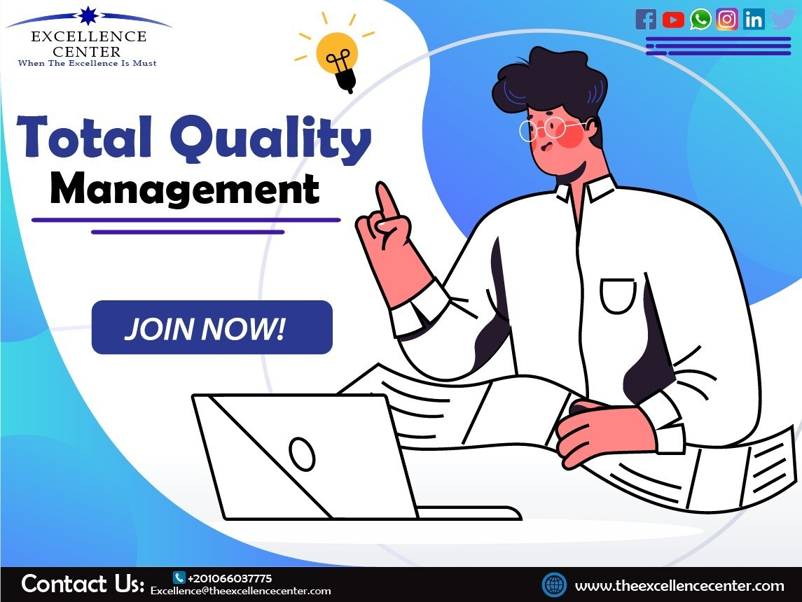Total Quality Management & World Class Excellence Organization - Online Training Course