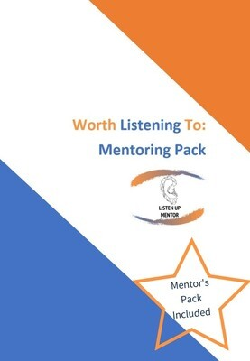 Worth Listening to Mentoring Pack + Mentor's Pack