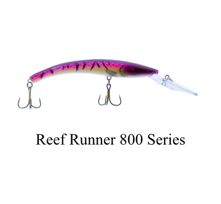 Reef Runner 800 Fishing Lure