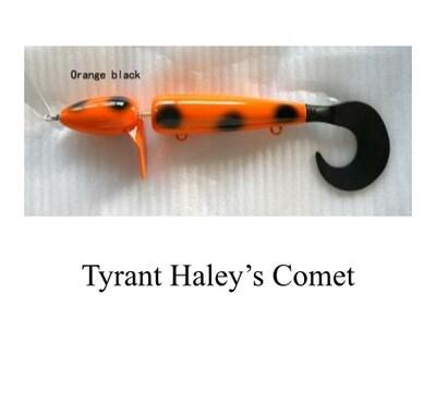 Tyrant Haleys Comet
