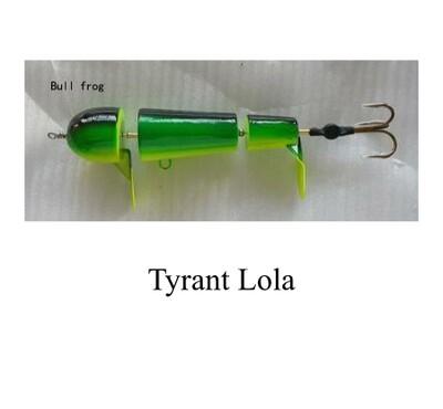 Tyrant Lola