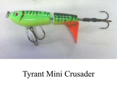 Tyrant Mini Crusader