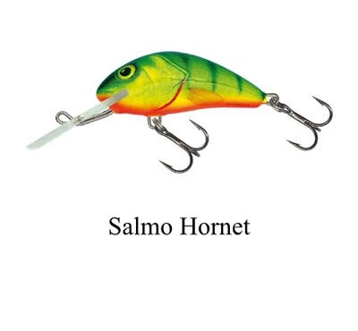 Salmo Hornets Lure