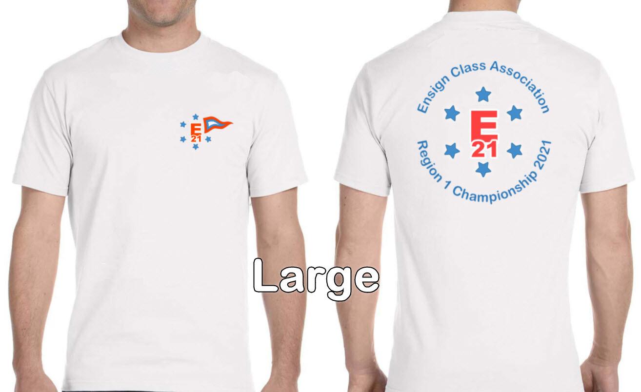 Ensign Championship Regatta T-Shirt, Large