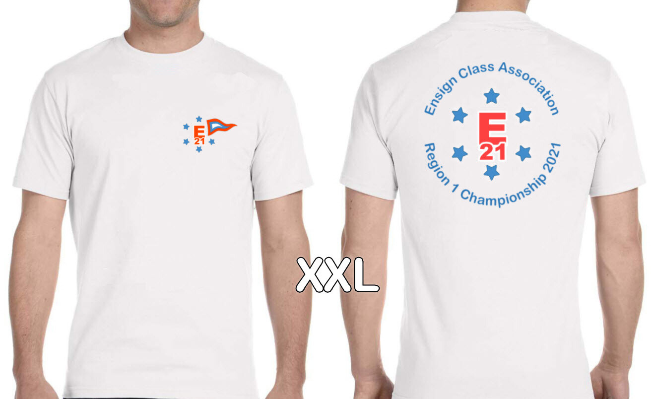 Ensign Championship Regatta Long Sleeve Shirts, XXL