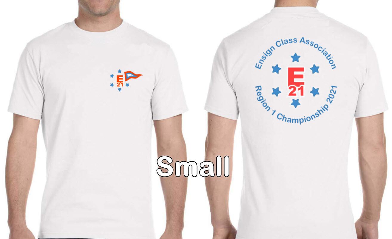 Ensign Championship Regatta T-Shirt, Small