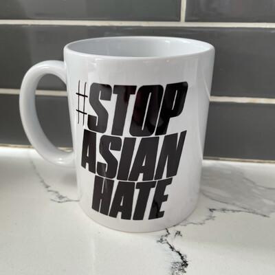 #STOPASIANHATE Mug
