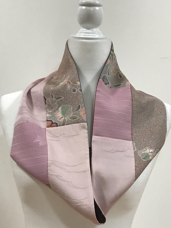 Single infinity scarf 6.5 x 36.5in