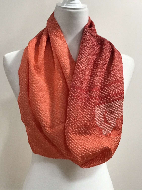 Single infinity scarf 14.5 x 42in