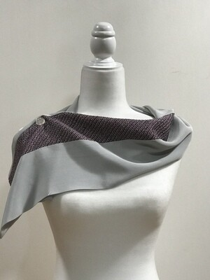 Scarf 8 x 43in