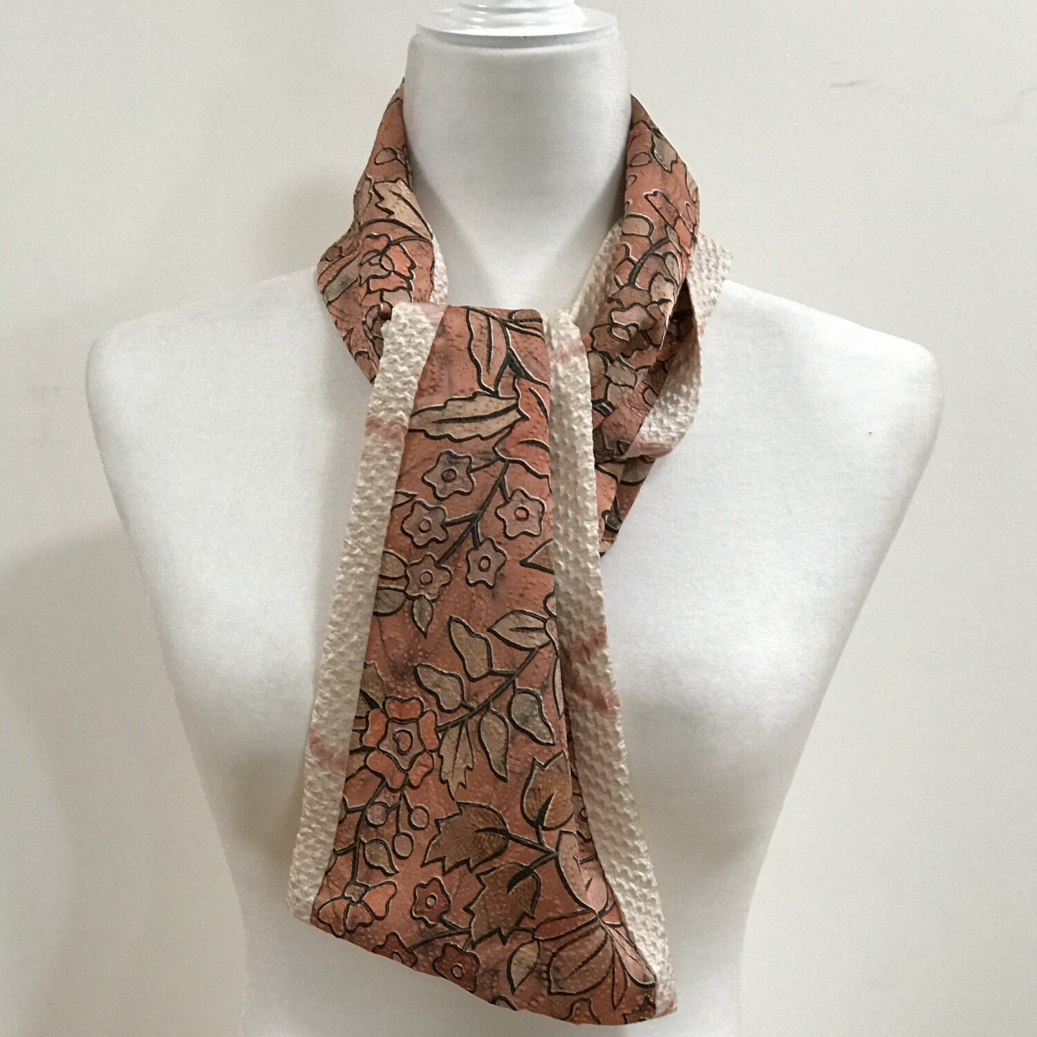 Scarf  8 x 44 in