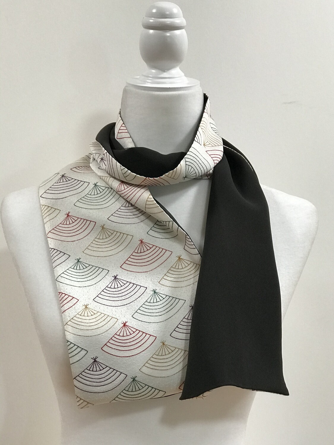 Scarf  6.5 x 54in