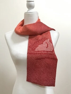 Scarf  7 x 46in
