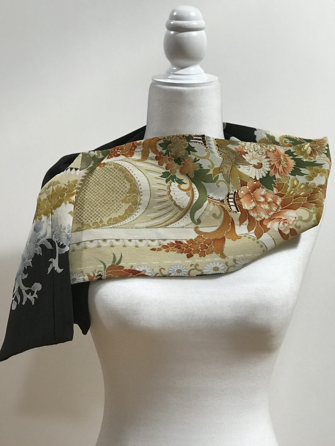 Scarf 7.75 x 46 in