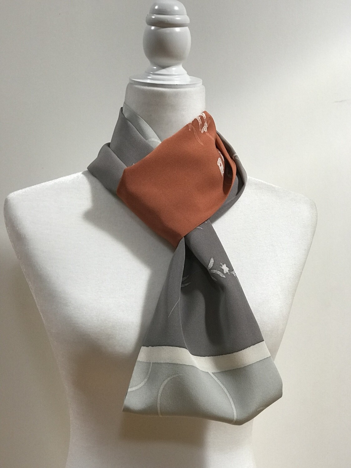 Double infinity scarf 7 x 62in