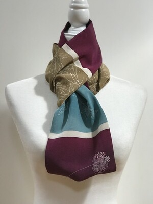 Double infinity scarf 6.25 x 60 in