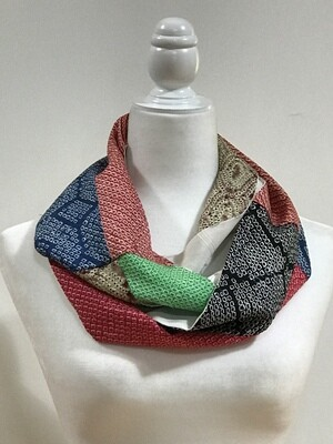 Double infinity scarf 6.5 x 60in