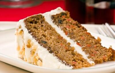 Carrot Cake ( Layered)