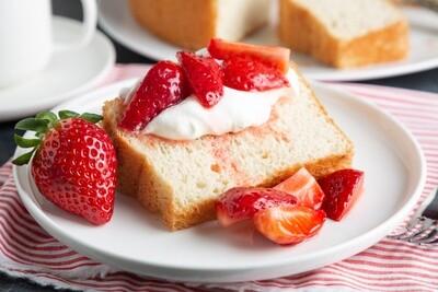 Strawberry Shortcake (Layered)