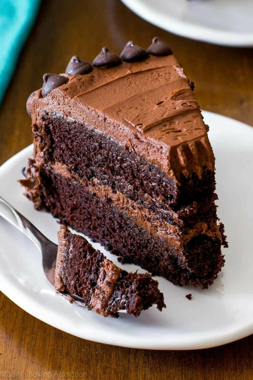 Chocolate Cake ( Layered)