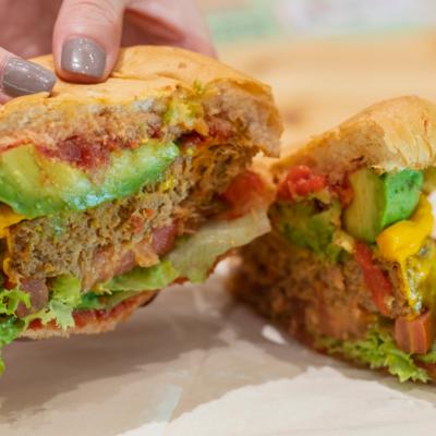 Meatless Sub