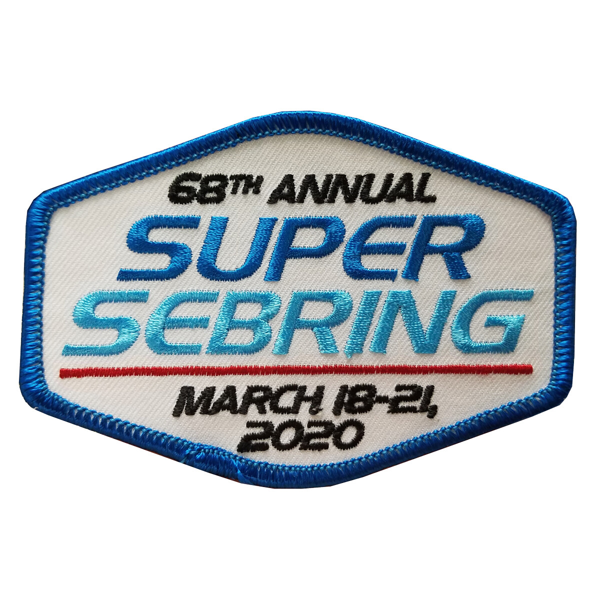 2020 SuperSebring Patch