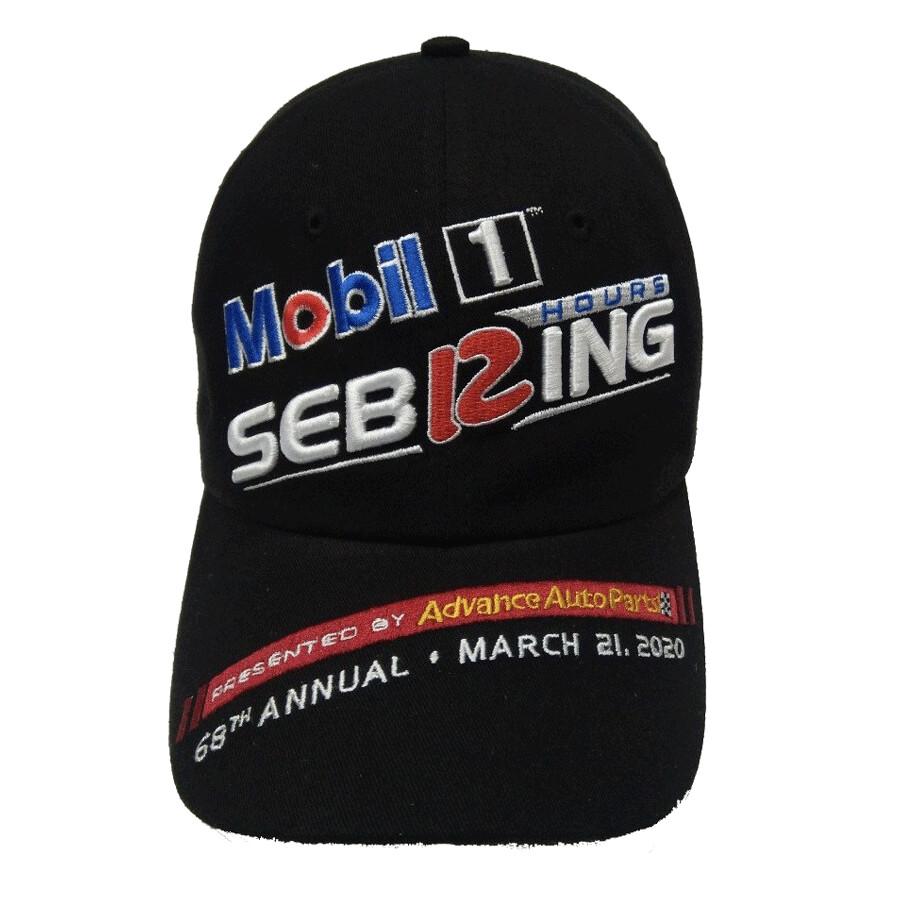 Mobil 1 2020 Podium Hat - Black