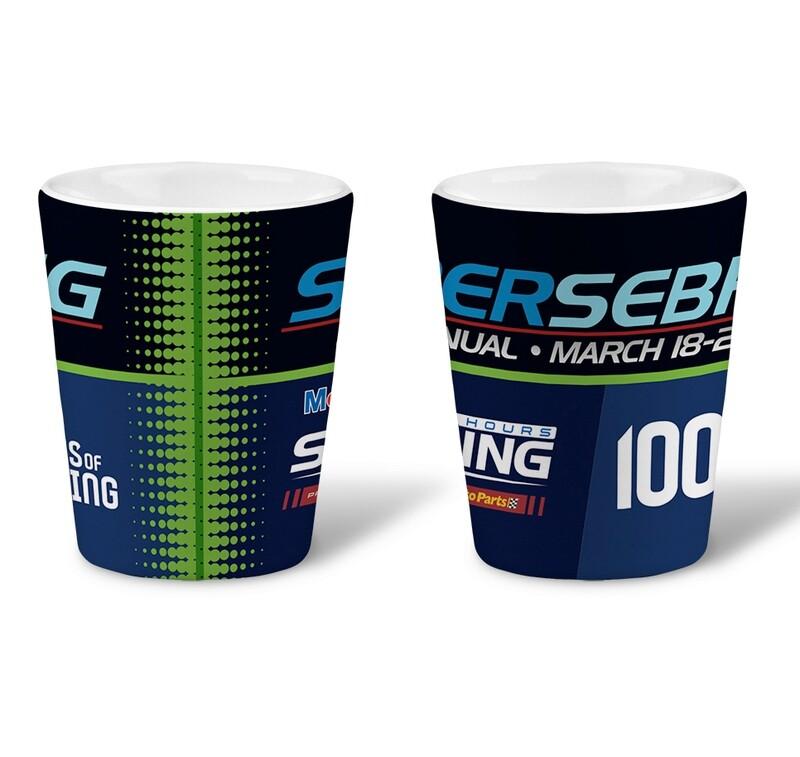 2020 SuperSebring Shot Glass