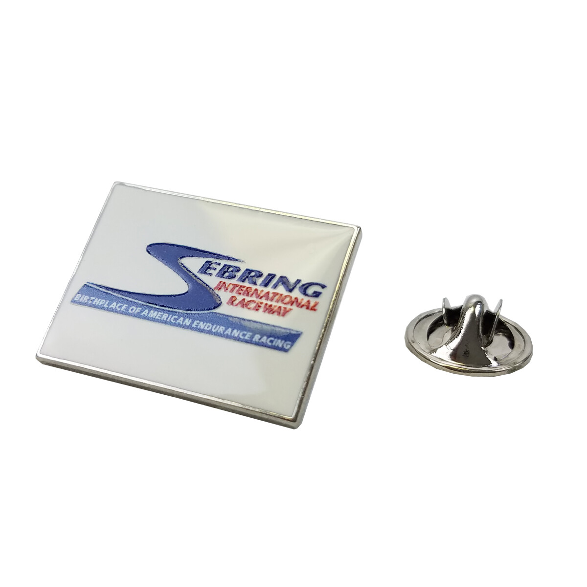 Sebring International Raceway Lapel Pin