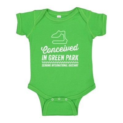 Conceived At Green Park Onesie