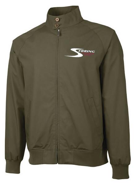 Sebring Barrington Jacket - Olive