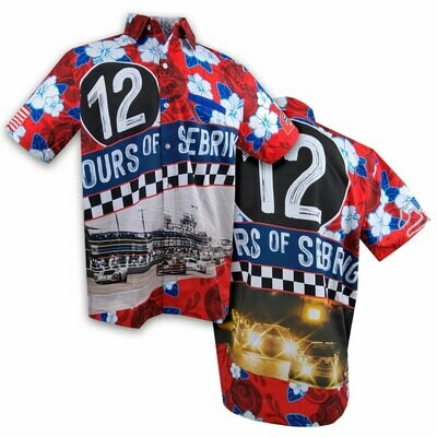 Sebring Camp Shirt