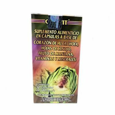 Capsulas de Alcachofa